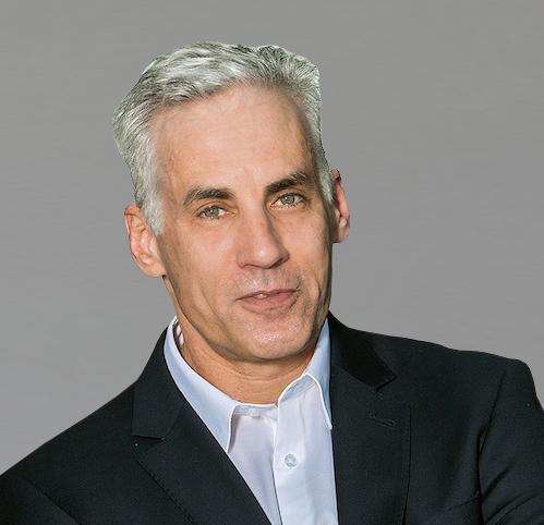 headshot of Eric Rubin